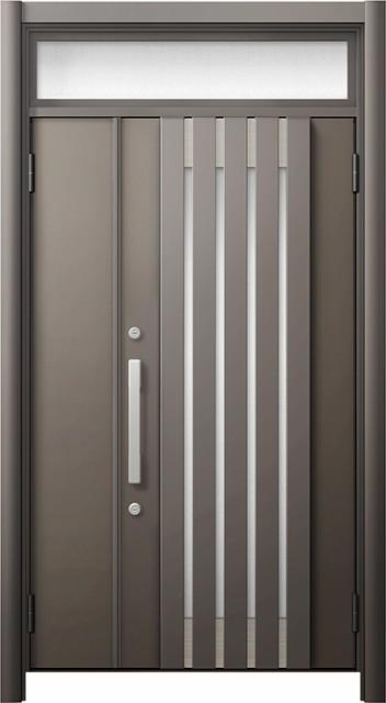 玄関ドア リシェント3 断熱仕様 ランマ付 K2 M27...