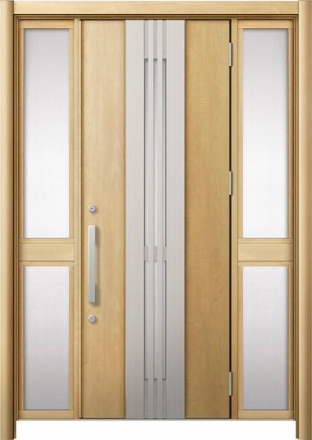 玄関ドア リシェント3 断熱 K2 M84型(採風タイプ)...