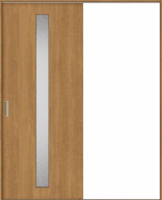 TA 室内引戸 Vレール方式 片引戸標準タイプ 鍵付...