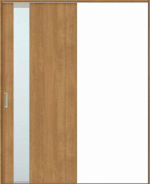 TA 室内引戸 Vレール方式 片引戸標準タイプ 鍵な...