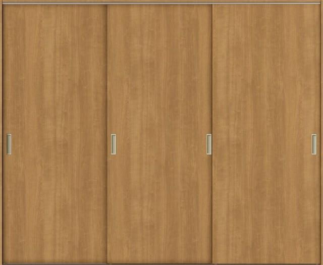TA 室内引戸 Vレール方式 引違い戸3枚建て 鍵なし...