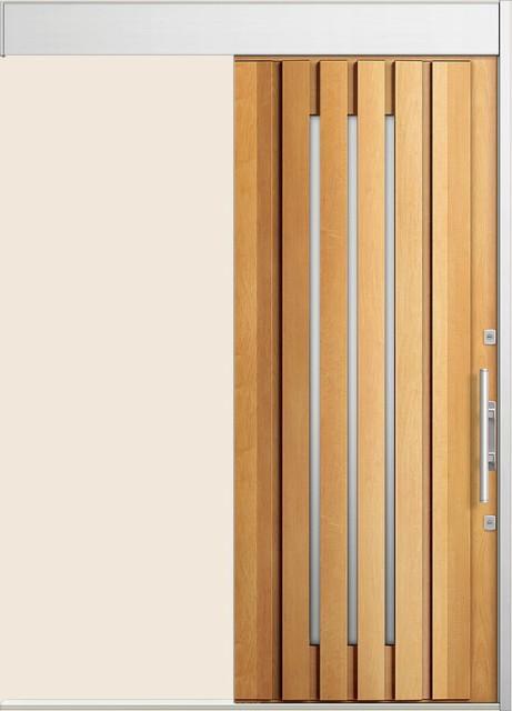 エルムーブ スライディングドア 一本引き W166 14...