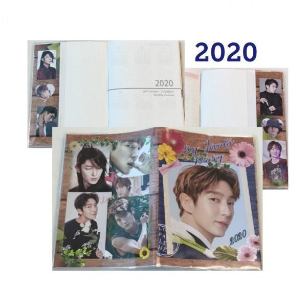イジュンギ LEE JOONGI ダイアリー 手帳 2020 カ...