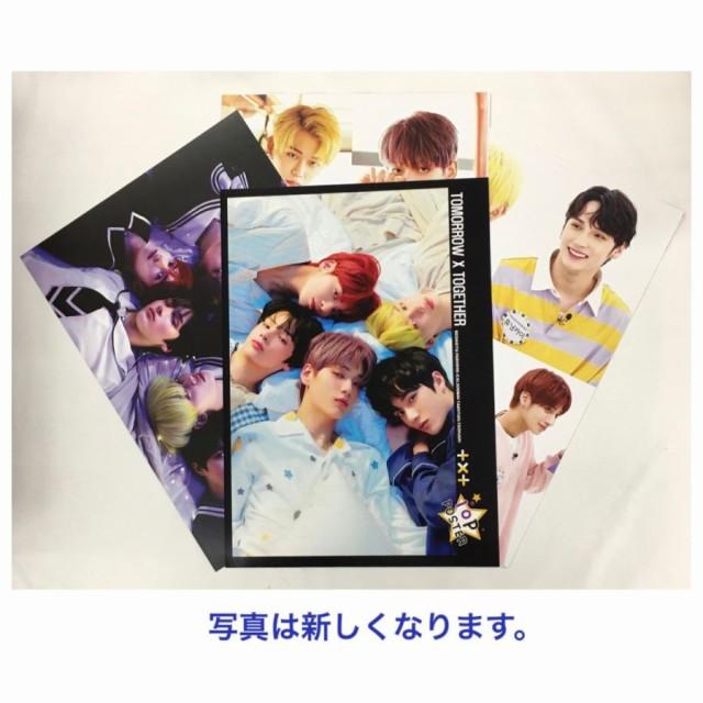 TXT 10P ポスターセット A4 10枚  韓流 グッズ gl...