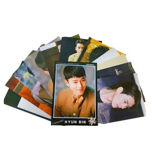 ヒョンビン 10P ポスターセット A4 10枚  韓流 グ...