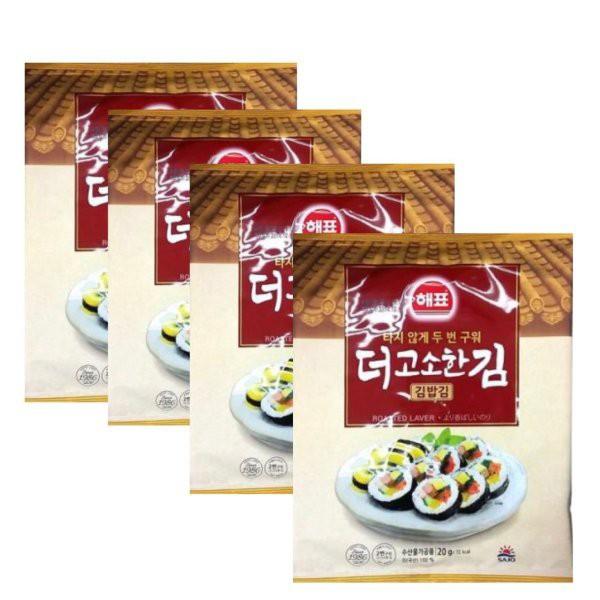 韓国食品 ヘピョ 海苔全形 海苔巻 のりまき キン...