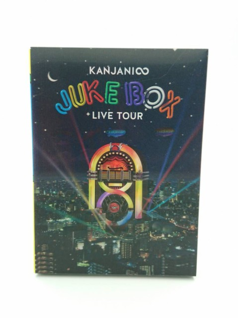USED KANJANI∞ LIVE TOUR JUKE BOX 初回限定盤 D...