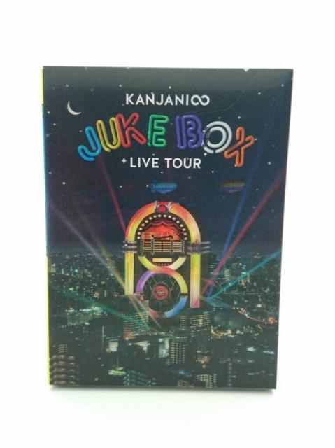 USED KANJANI∞ LIVE TOUR JUKE BOX(初回限定盤) ...