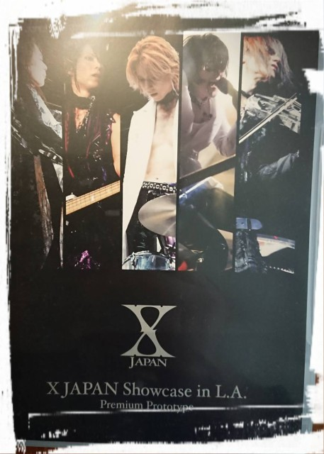 送料無料 USED X JAPAN Showcase in L.A 廃盤 DVD...