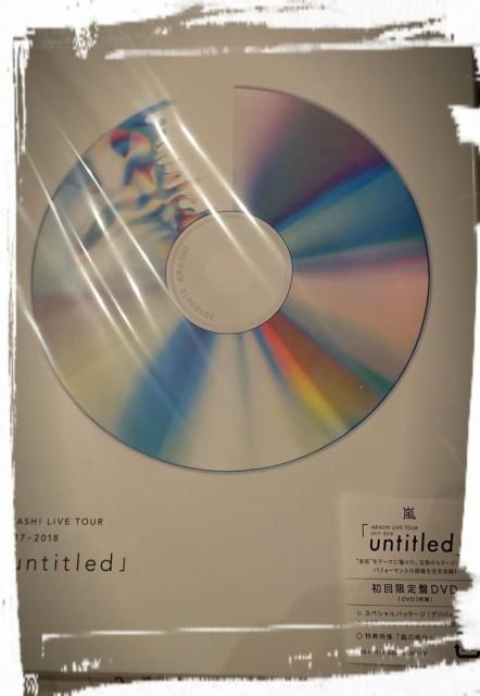 USED 嵐 ARASHI LIVE TOUR 2017-2018 「untitled...