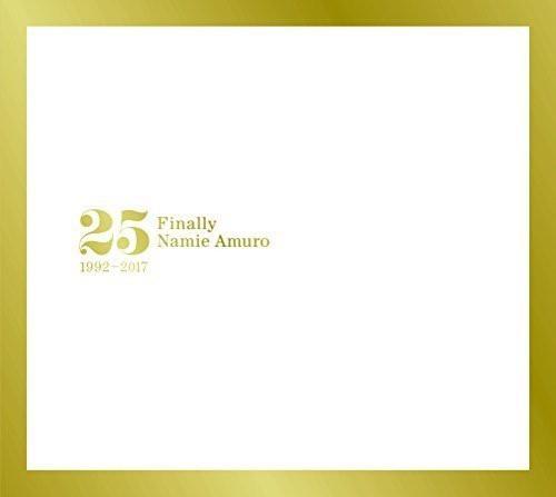安室奈美恵 Finally 通常盤 Finally 3CD+スマプ...