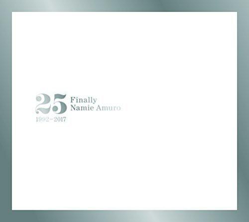 安室奈美恵 Finally(DVD付)(スマプラ対応) 通常盤...