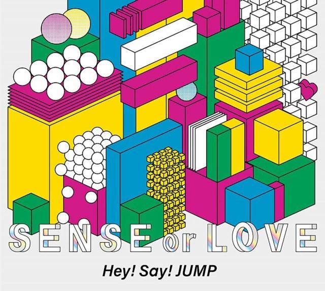 送料無料 Hey!Say!JUMP SENSE or LOVE 初回限定盤...