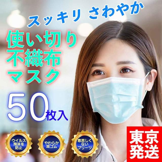 【BIG SALEクーポン対象】マスク 使い捨て 在庫あ...