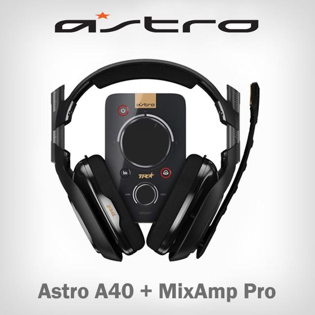 限定セール ASTRO アストロ A40 TR + MixAmp Pro ...