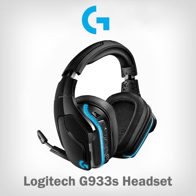 限定セール Logitech G933s Wireless Gaming Head...