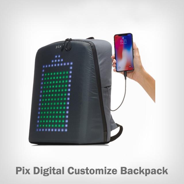 新発売 Pix Digital Customize Backpack デジタル...