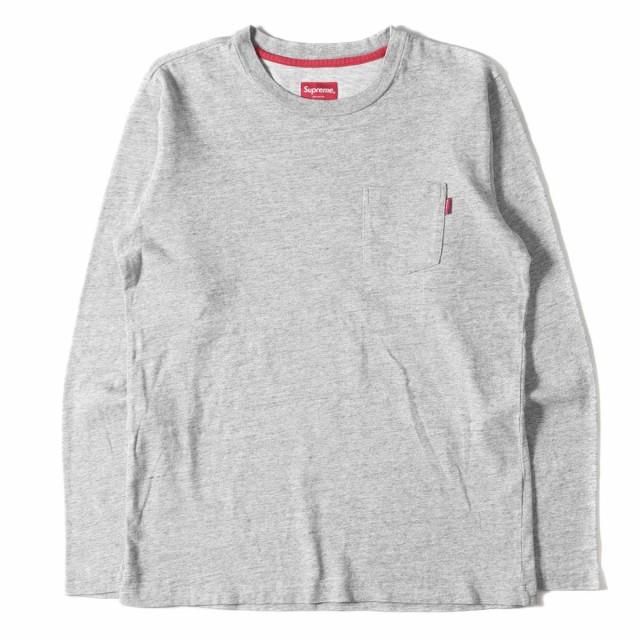 Supreme シュプリーム Tシャツ ポケット ロングス...