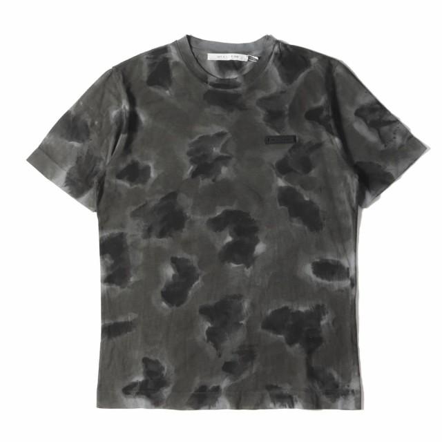 ALYX アリクス Tシャツ 20SS カモフラージュ 柄 ...