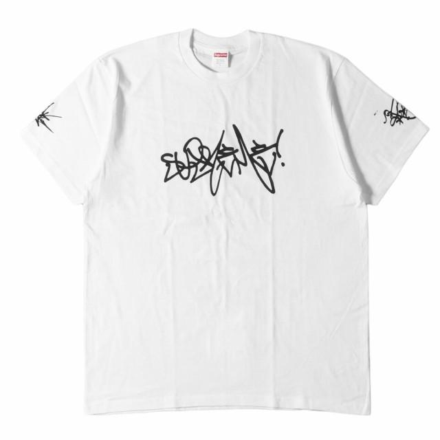 Supreme シュプリーム Tシャツ Rammellzee タギン...