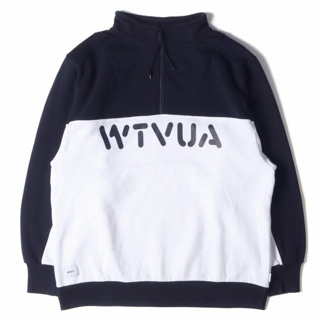 WTAPS ダブルタップス スウェット ブランドロゴ ...