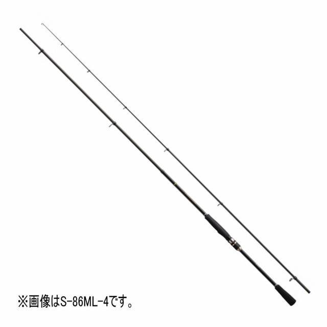 シマノ ロッド '18 フリーゲーム S96M-4 【5】