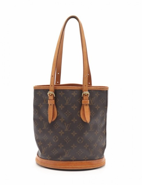 LOUIS VUITTON ルイ ヴィトン バケットPM モノグ...