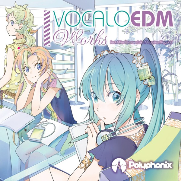 VOCALOEDM Works -Polyphonix-