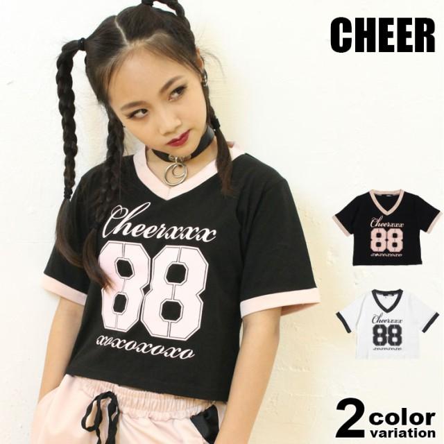 CHEER (チアー) Tシャツ メショート丈 ナンバリン...
