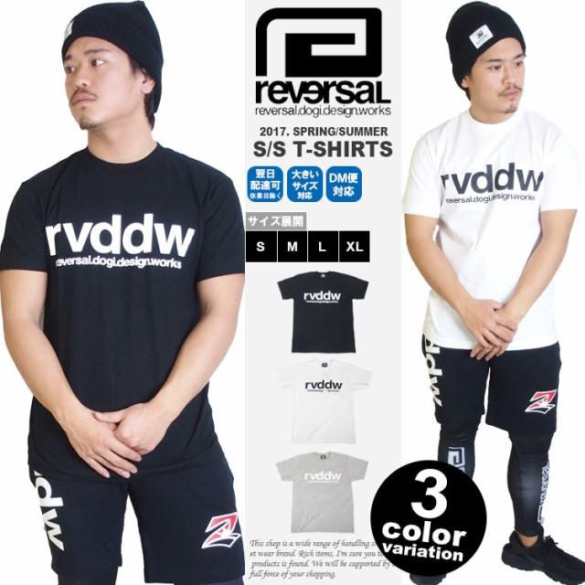 リバーサル tシャツ REVERSAL 半袖 Tシャツ rvddw...