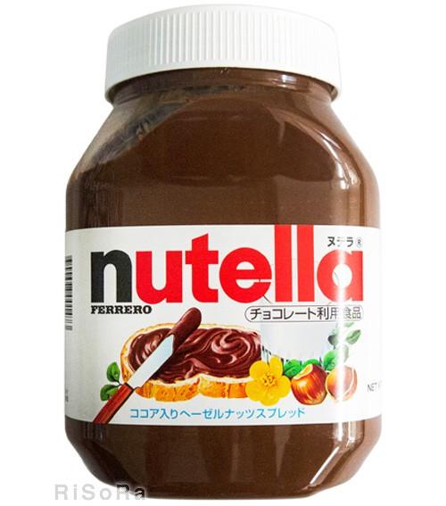 ヌテラ nutella ヘーゼルナッツ チョコレートス...