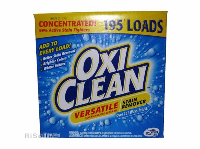 オキシクリーン 漂白剤 洗剤 大容量 4.98kg ...