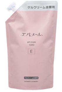 エバメール ゲルクリーム 詰替用1000(E)1000g×3...