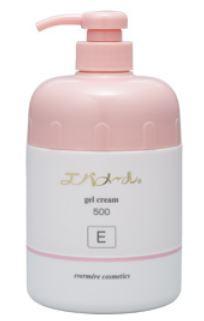 エバメール ゲルクリーム ポンプ(E)500g【送料無...