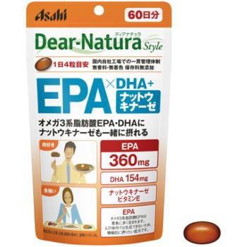 ディアナチュラ EPA×DHA+ナットウキナーゼ 240...