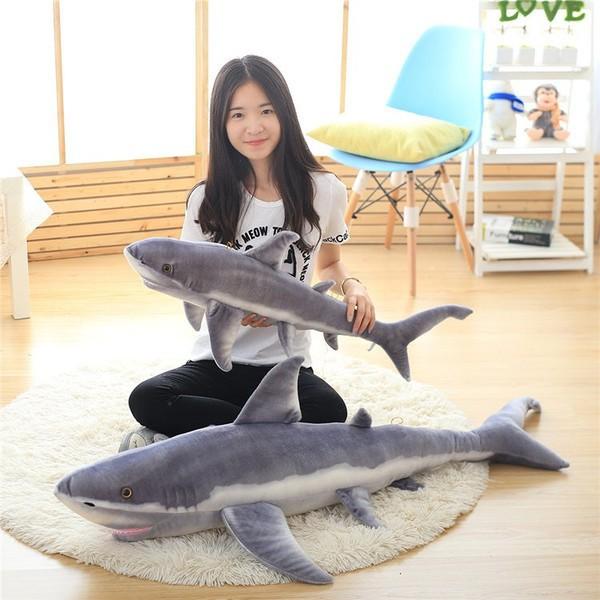 140cm ぬいぐるみクッション 超大 巨大 サメ さめ...