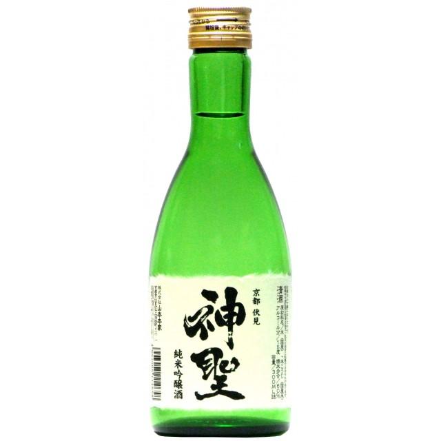 【送料無料】神聖 純米吟醸 300ml
