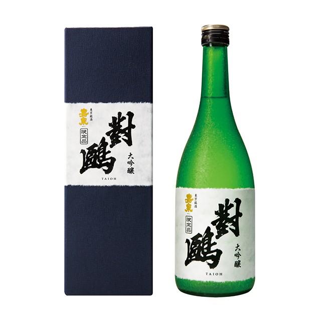 清酒 嘉泉 大吟醸「對鴎」 720ml 贈り物 ギフト  日本酒