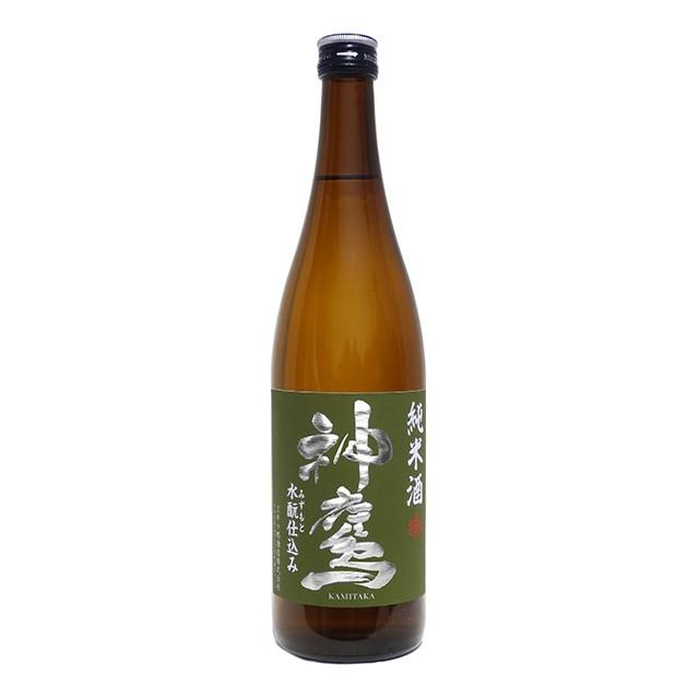 清酒 神鷹 純米水もと仕込み 720ml