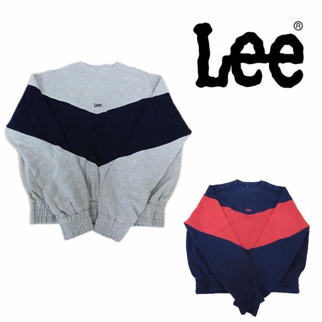 【送料無料】Lee リー レディース ルーズスウェッ...