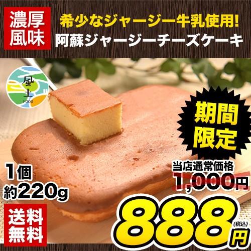 チーズケーキ 熊本 阿蘇 希少 ジャージー 牛乳 1...