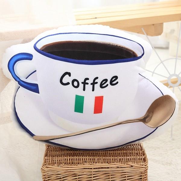 インテリア クッション コーヒー カフェ 店舗用 ...