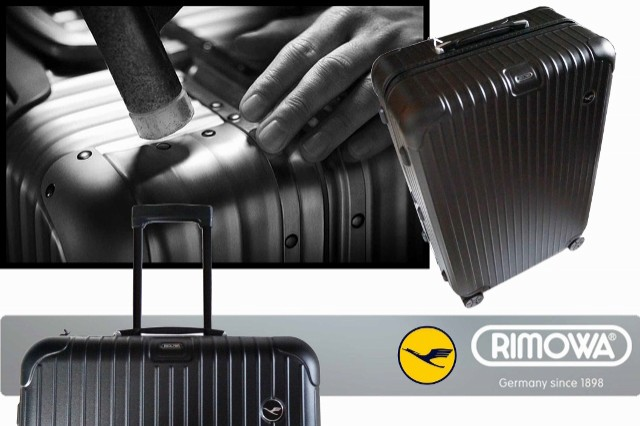 RIMOWA × ルフトハンザ AIRLIGHT 2.0 XL+ ELECRO...