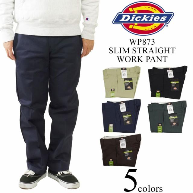 ディッキーズ Dickies WP873 スリム ストレート ...