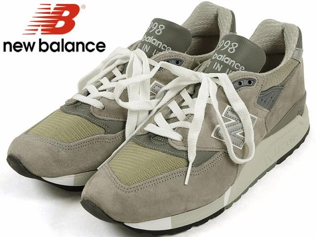ニューバランス new balance M998 グレー  (米国...