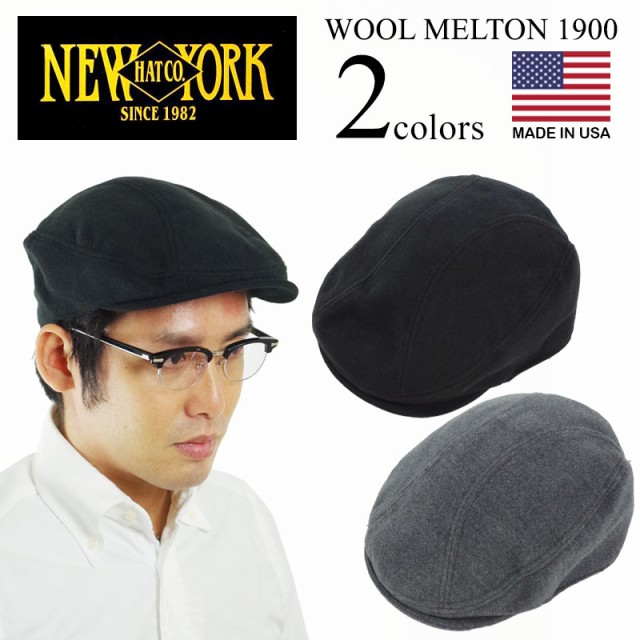 ニューヨークハット NEWYORK HAT ハンチング ウー...