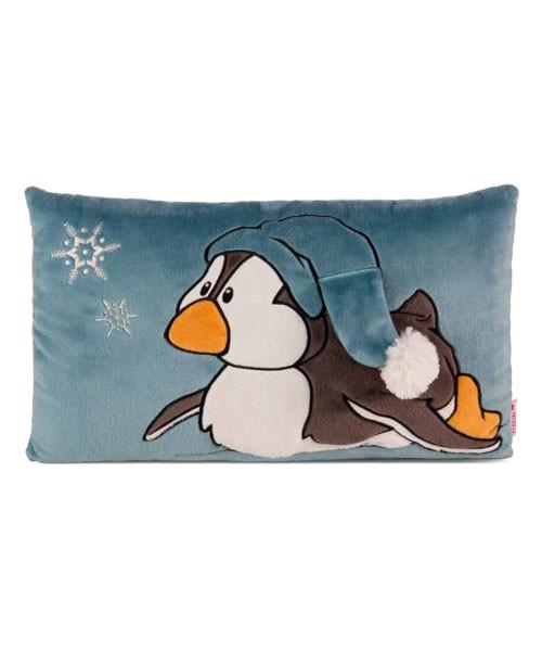 NICI/Winter18 クッション ペンギン トディー・ト...