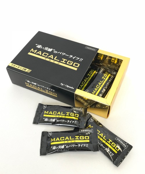 MACALIGO/マカリゴ 7g×12packs