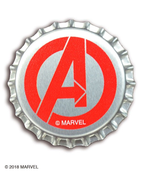 MARVEL COLLECTION/王冠マグネット アベンジャー...