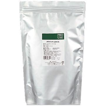 石けん用ホワイトパームオイル 1kg